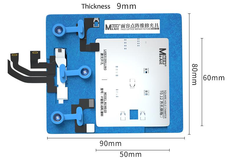 MaAnt MR-01 Face ID Lattice Repair Hold Fixture